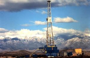 Tularosa Basin, NM 1977 Houston Oil & Minerals